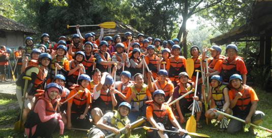 Rafting Package 1