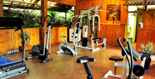 Fitness and Spa 1
