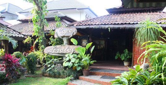 Teratai Cafe 1