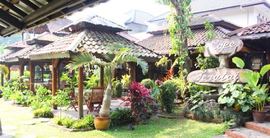 Teratai Cafe 2
